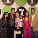 Paola, Gato, Natasha, Michel