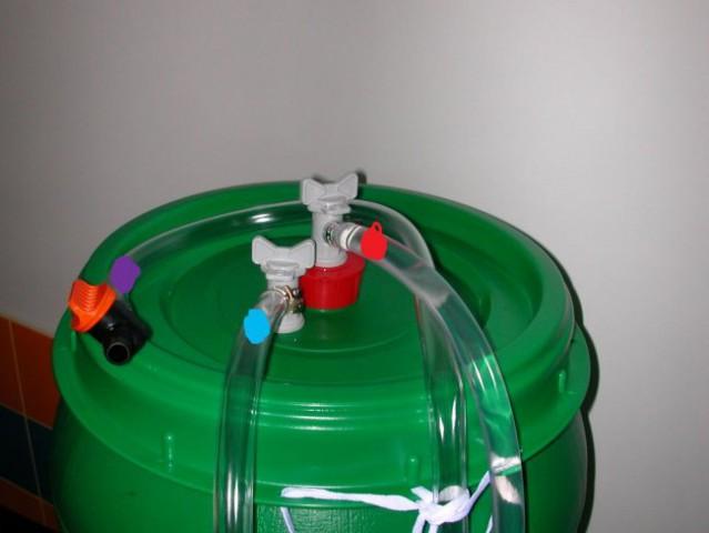 Priprava vode - foto