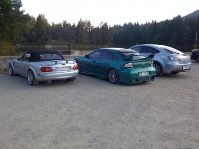 Mazda-si.net forum - piknik - Rakitna - 04.10 - foto
