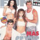 Paulo Quevedo, Barbara Mori, Gabriel Soto