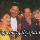 Antonio, Fernando Colunga, Miguel de Leon, Gabriela Spanic