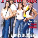 España 2005: Catherine Siachoque, Miguel Varoni, Natasha Klauss, Jorge Cao, Ana Luc