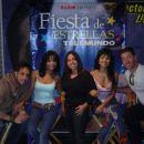 Fiesta de Estrellas Telemundo 2005.11.12-13: Michel Brown, Natasha Klauss, Paola Andrea