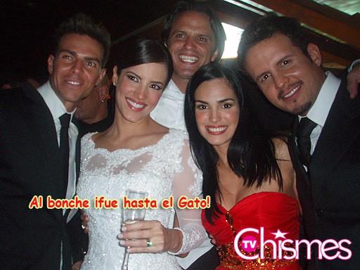 Gaby espino fotos de su boda 59