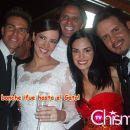 Boda de Gaby. Juan Alfonso Baptista, Gaby Espino, Guillermo Perez, Scarlet Ortiz, Yul Bur