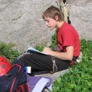 Prvi sončni dan smo skočili na plezanje v bližnje klife.