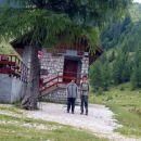 012 Dom na Zelenici, 1536 m, 20.07.05