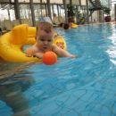 plavam za žogico